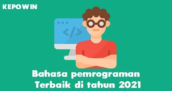 Bahasa pemrograman Terbaik