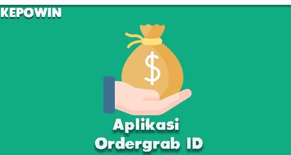 Aplikasi Ordergrab ID
