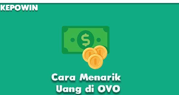 Cara Menarik Uang di OVO
