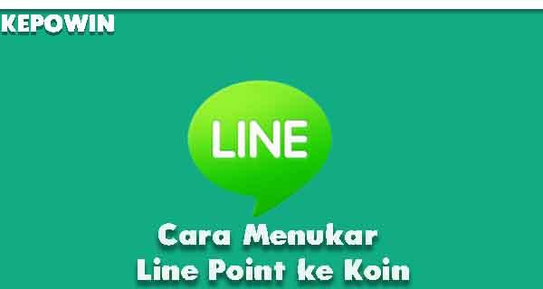 Cara Menukar Line Point ke Koin