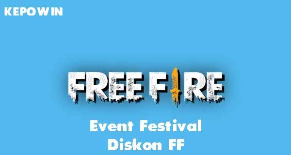 Event Festival Diskon FF