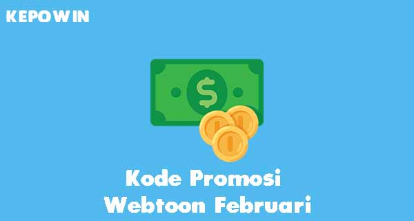 Kode Promosi Webtoon Februari