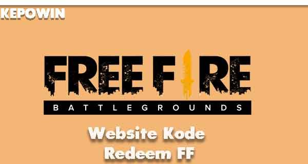 Website Kode Redeem FF