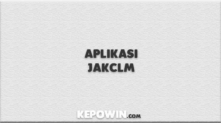 Aplikasi Jakclm