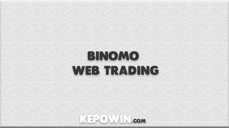 Binomo Web Trading