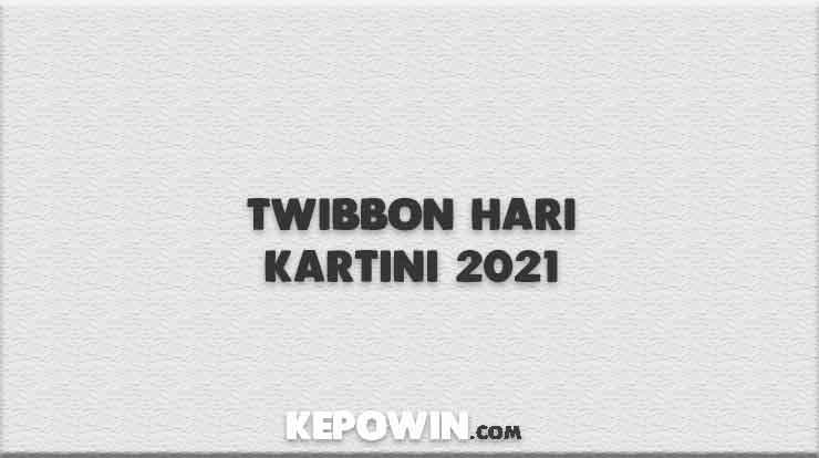 Twibbon Hari Kartini 2021
