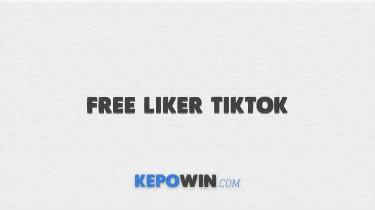 Free Liker Tiktok