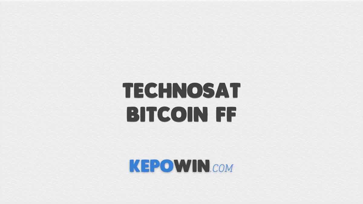 Technosat Bitcoin FF